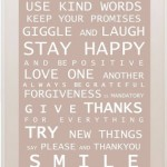 Etsy Find {Family Rules}