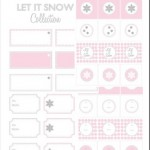 Christmas Printables Giveaway by Ooh La La Studio