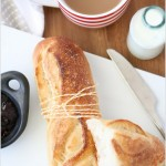 Bread – Tea – Jam = Yum!