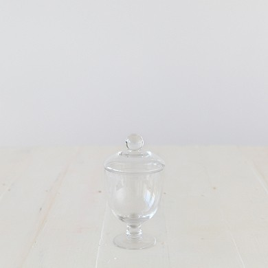 Sabine Glass Jar – Small