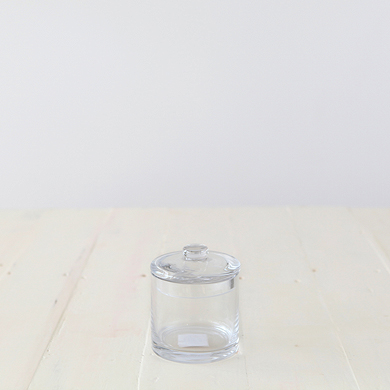 Otto Glass Jar &#8211; Small