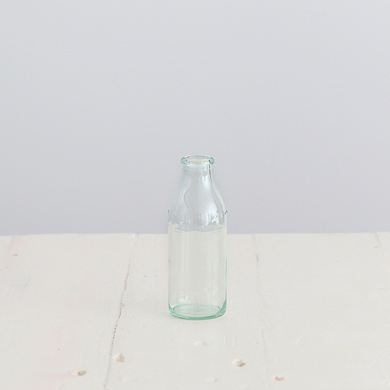 Glass Drink Bottle Mini
