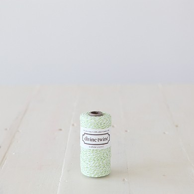 Divine Twine – Green Apple