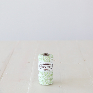 Divine Twine &#8211; Green Apple