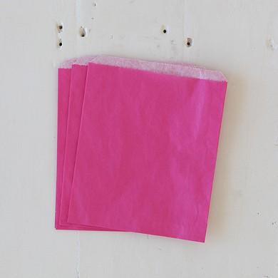 Flat Favour Bag – Pink