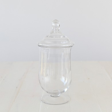 Scarlett Glass Jar