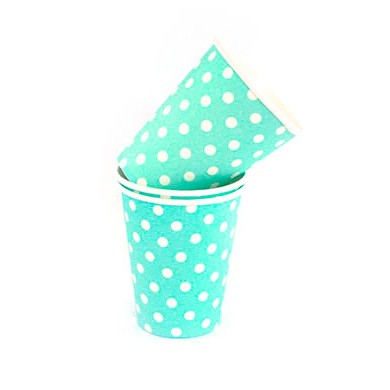 Cups – Sambellina Polkadot Blue
