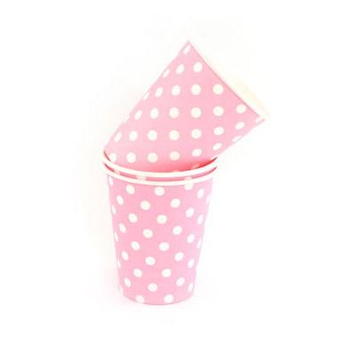 Cups – Sambellina Polkadot Pink