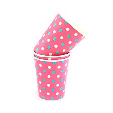 Cups – Sambellina Polkadot Multi Pink