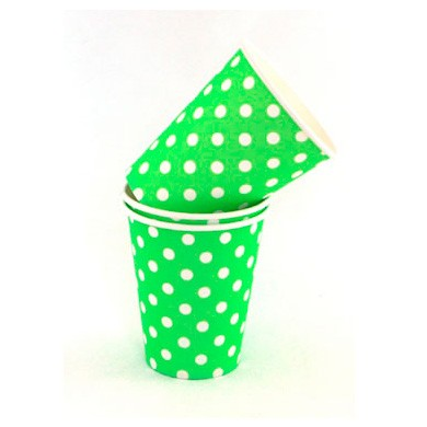 Cups – Sambellina Polkadot Lime
