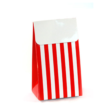 Treat Boxes – Red Stripe