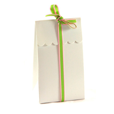 Treat Boxes &#8211; White
