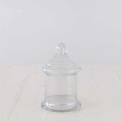 Cindy Glass Jar