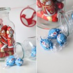 Blue and Red – Christmas with Lindt