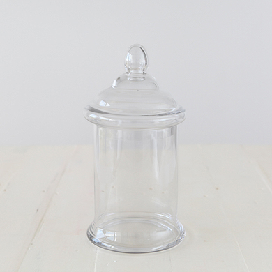Cinderella Glass Jar