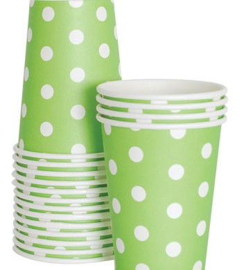 Cup – Apple Green