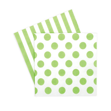 Napkin – Apple Green