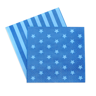 Napkin – Blue Star