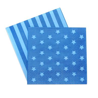 Napkin – Blue Star