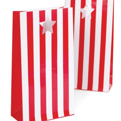 Lolly Bag – Candy Cane