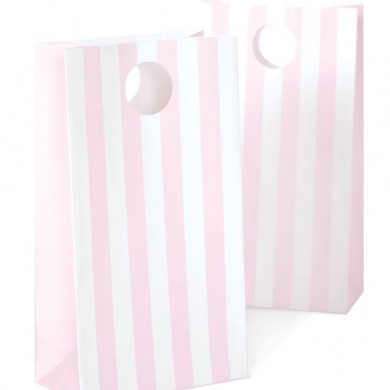Lolly Bag &#8211; Marshmallow Pink