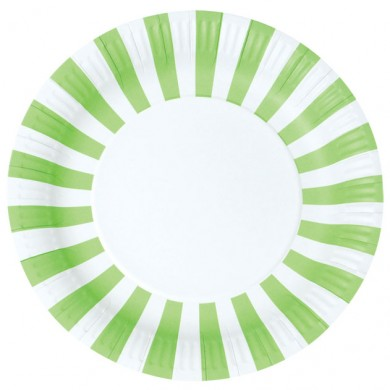 Plate – Apple Green