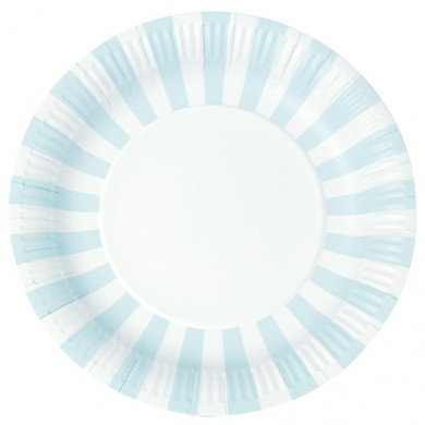 Plate &#8211; Powder Blue