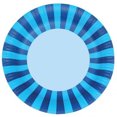 Plate – Sherbert Blue