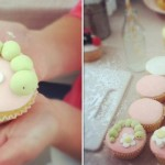 Friday Catch-Up – Decorating Cakes with the kids