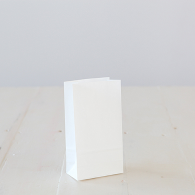 Small Favour Bag – White