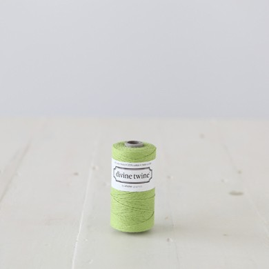 Divine Twine – Solid Green
