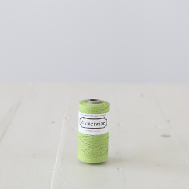Divine Twine &#8211; Solid Green
