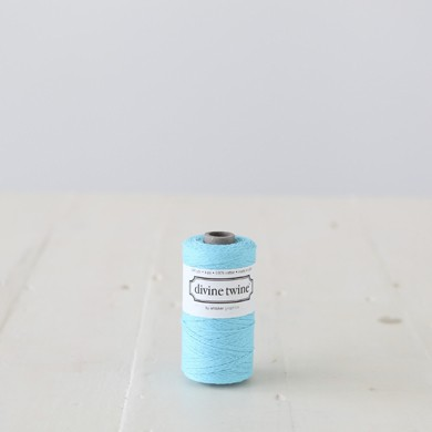 Divine Twine – Solid Blue