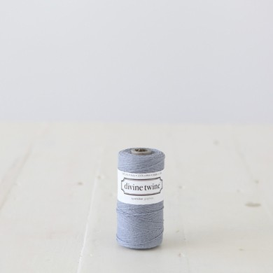 Divine Twine – Solid Grey