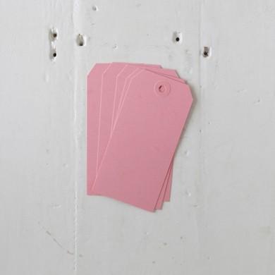 Luggage Tag – Large Pink