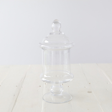 Hampton Candy Jar