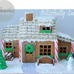 Monday Favourite – A Blissfully Sweet Gingerbread House