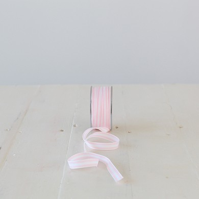 Ribbon – Provence Stripe – Pink