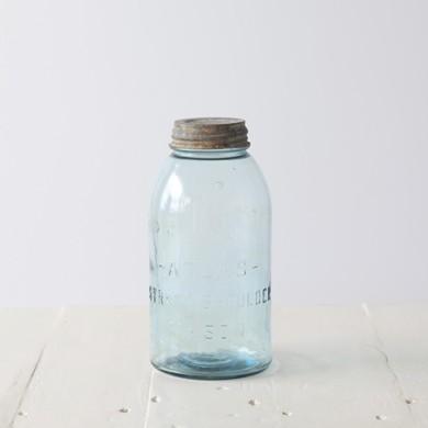 Atlas Mason Vintage Jar Zinc Lid – Half Gallon Size