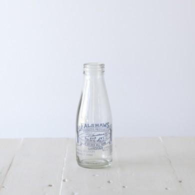 Falshaws Vintage Milk Bottle – Large