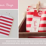 Product Spotlight :: Favour Bags