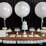 Xavier's First Holy Communion Dessert Table