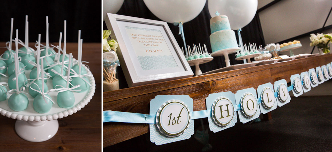 Xaviers First Holy Communion Dessert Table Sweet Style
