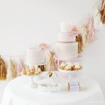 First Holy Communion Dessert Table