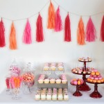 Fiesta Themed Dessert Table