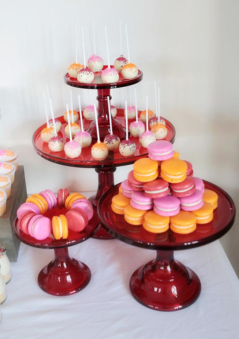Fiesta Themed Dessert Table Sweet Style