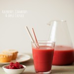 Raspberry, Cranberry & Apple Crusher
