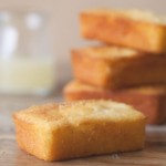 Delicious Lemon Syrup Mini Loaves
