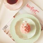 Gluten Free Recipe – Rhubarb Crumble Cupcakes