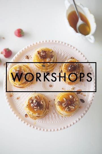Sweet Style Workshops